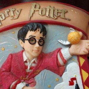 Harry Potter vintage plaque decorations quidditch
